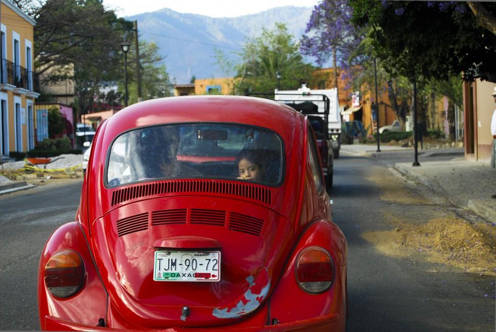 Hugh McBride, </span><span><em>Girl in Volkswagon</em>, </span><span>2014