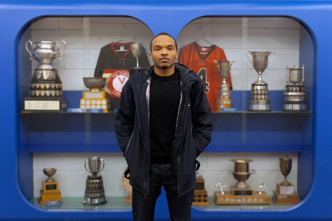 Colin Boyd Shafer, </span><span><em>Abdel (Born in Chad) at University of Toronto where he studies Kinesiology and Physical Education</em>, </span><span>2014