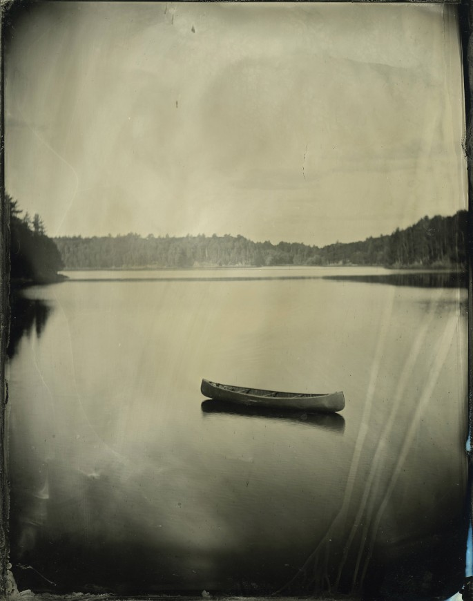 Curtis Wehrfritz, </span><span><em>Lost Canoe #10</em>, </span><span>2013