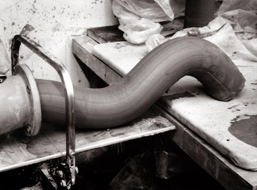 Chris Curreri, </span><span><em>Untitled (Clay Portfolio)</em>, </span><span>2013