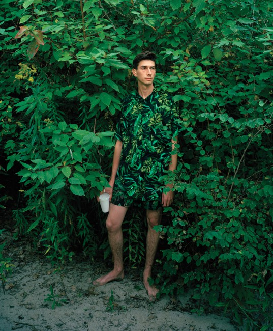 Darren Rigo, </span><span><em>blending in</em>, </span><span>2014