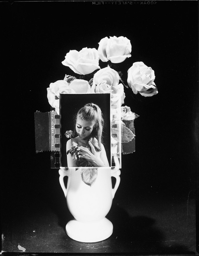 Randy Grskovic, </span><span><em>Flower Girl</em>, </span><span>2014