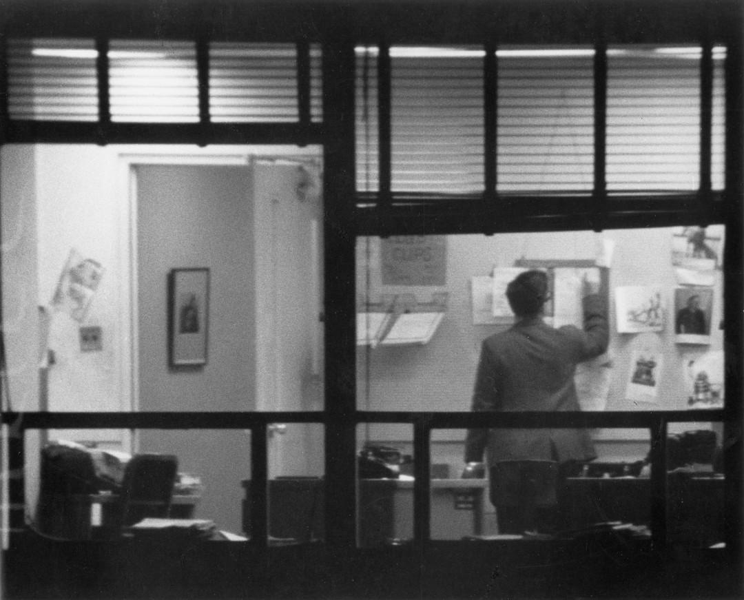 André Kertész, </span><span><em>Untitled, New York, November 10</em>, </span><span>1961 © The Estate of André Kertész