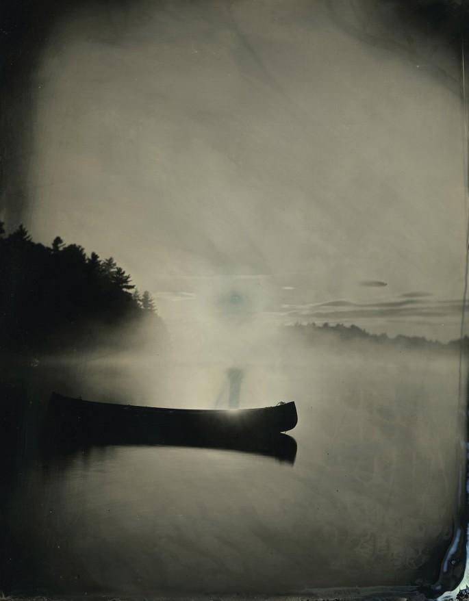 Curtis Wehrfritz, </span><span><em>lost canoe # 5</em>, </span><span>2013