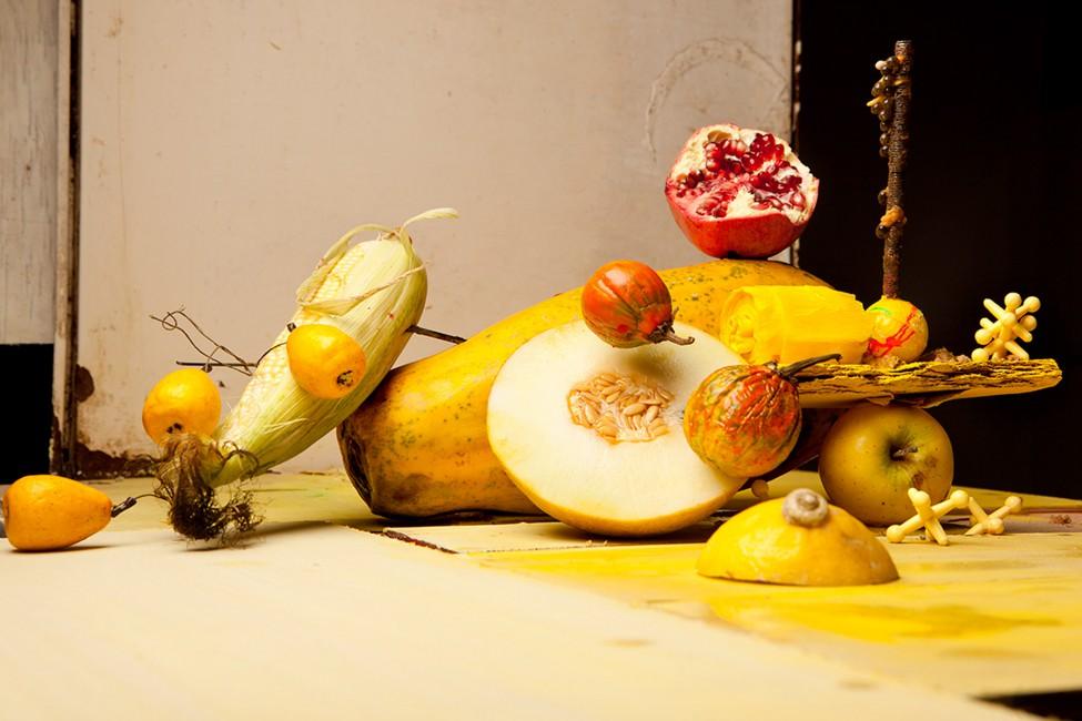 Lorenzo Vitturi, </span><span><em>Yellow #2, from the series Dalston Anatomy</em>, </span><span>2013 Courtesy of the artist