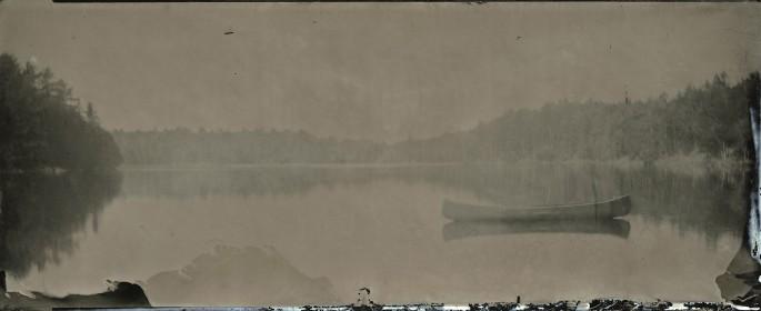 Curtis Wehrfritz, </span><span><em>Lost Canoe #2</em>, </span><span>2013