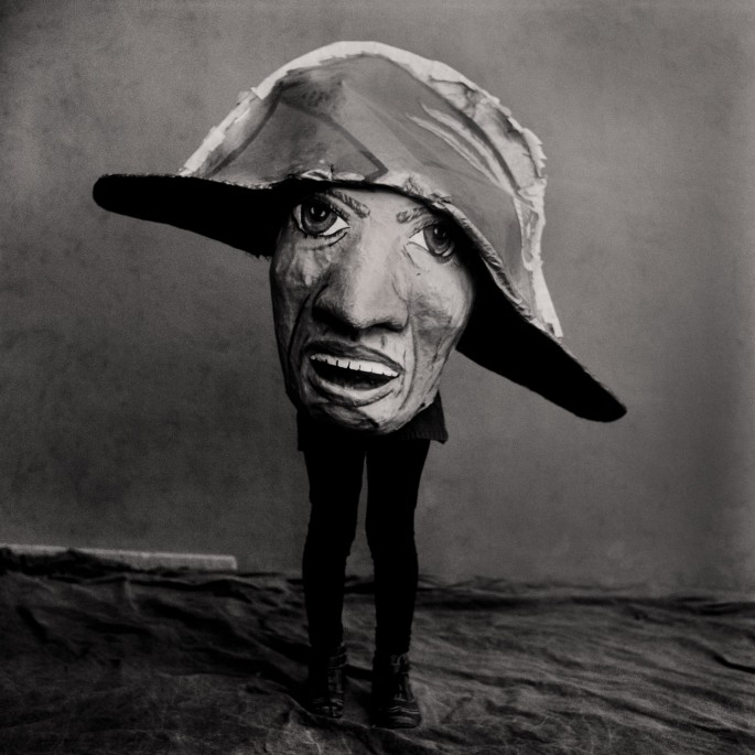 Russell Monk, </span><span><em>Big Mask</em>, </span><span>2012 - 2014