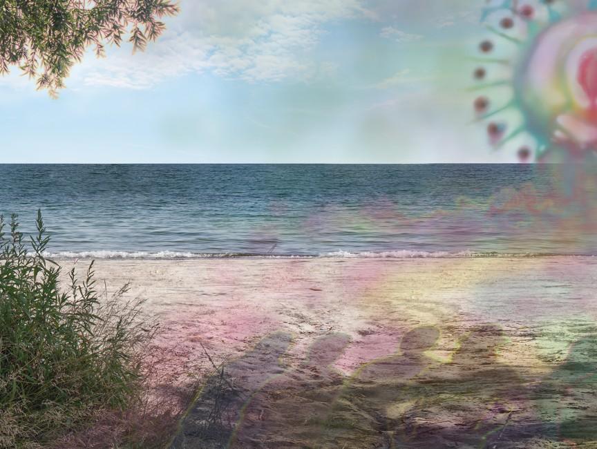 Sarah Anne Johnson, </span><span><em>Best Beach (detail)</em>, </span><span>2015 Courtesy of Stephen Bulger Gallery, Toronto and Julie Saul Gallery, New York