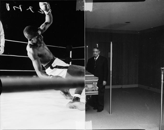 Randy Grskovic, </span><span><em>Boxer</em>, </span><span>2015