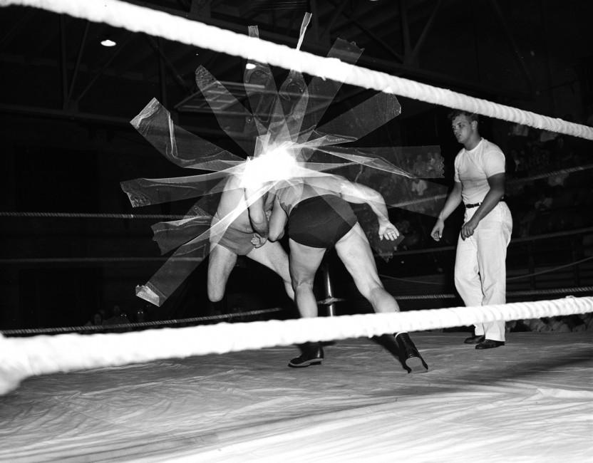 Randy Grskovc, </span><span><em>Wrestlers</em>, </span><span>2015