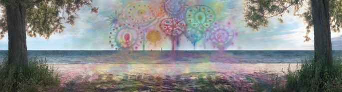 Sarah Anne Johnson, </span><span><em>Best Beach</em>, </span><span>2015 Courtesy of Stephen Bulger Gallery, Toronto and Julie Saul Gallery, New York