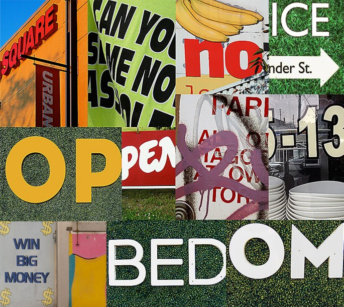 Lorne Fromer, </span><span><em>wordpoem #1</em>, </span><span>2015