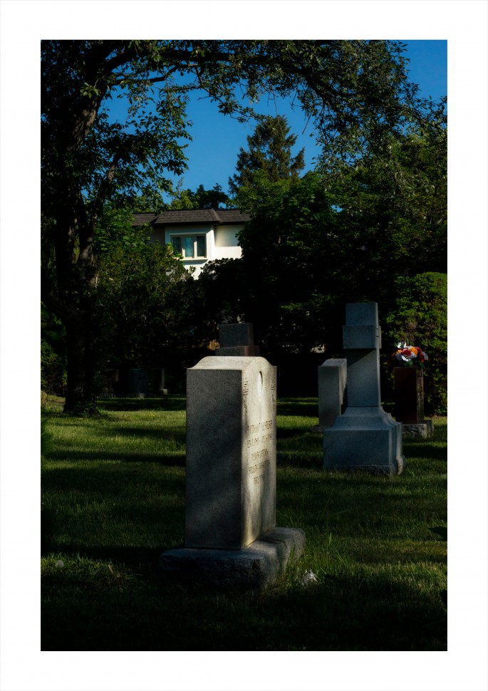 Philip Desjardins, </span><span><em>Cradle to Grave</em>, </span><span>2014