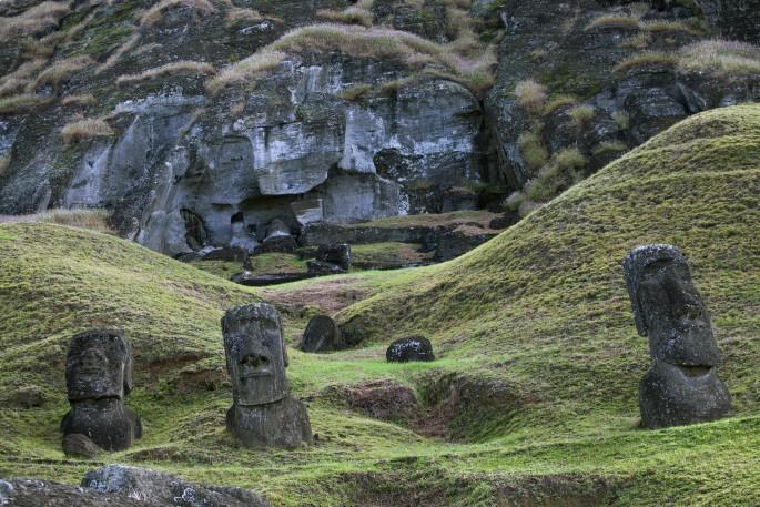 Monica Glitz, </span><span><em>Hanga Roa (Easter Island), Chile</em>, </span><span>2015