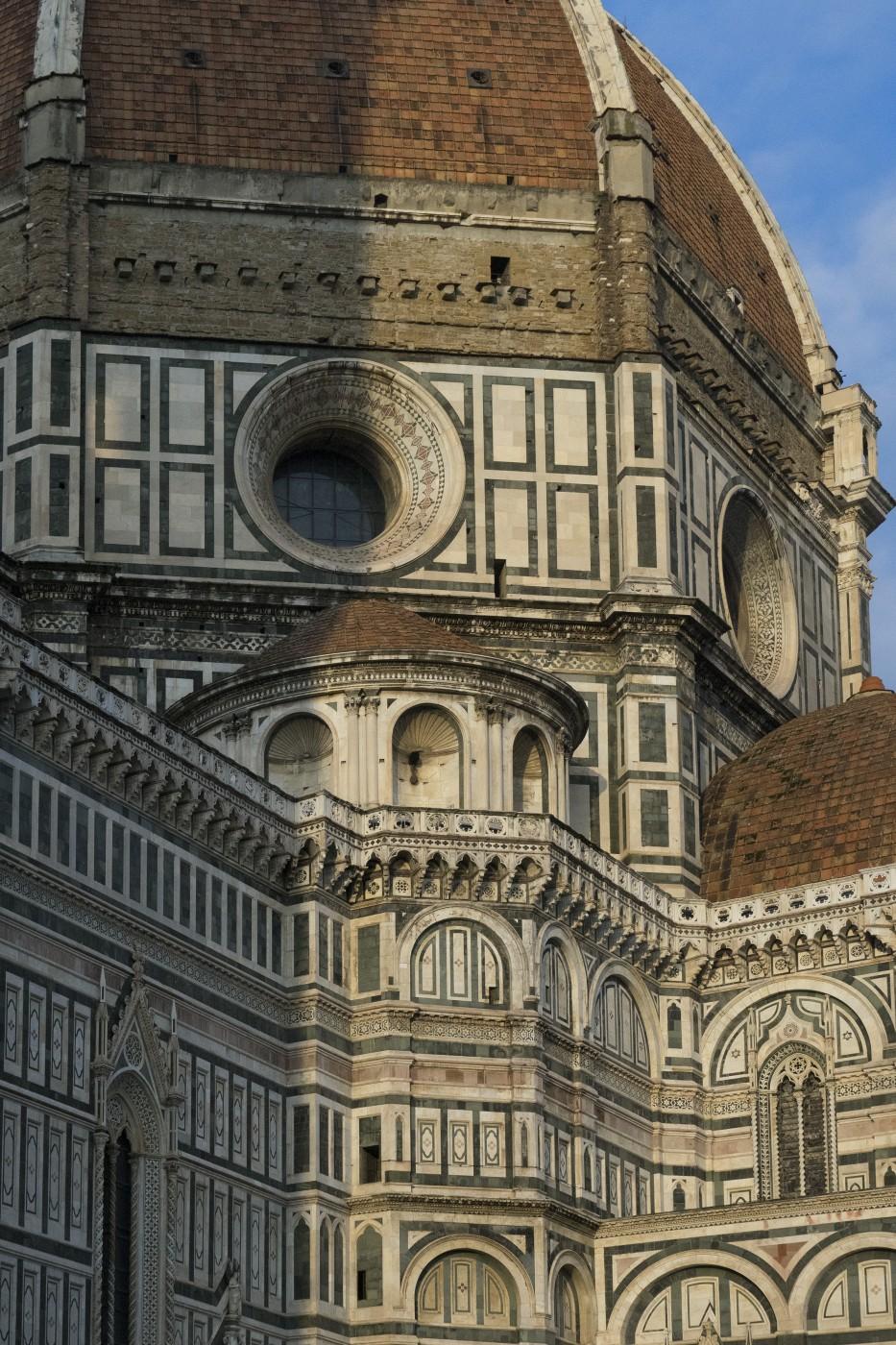 David H. Clendenning, </span><span><em>Duomo of Florence</em>, </span><span>2014