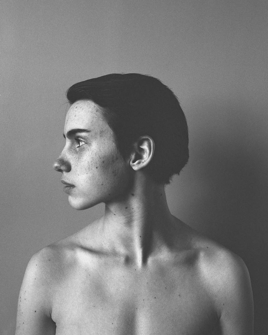 Geneviève Labbé, A Look That Weighs Like Lead, 2015