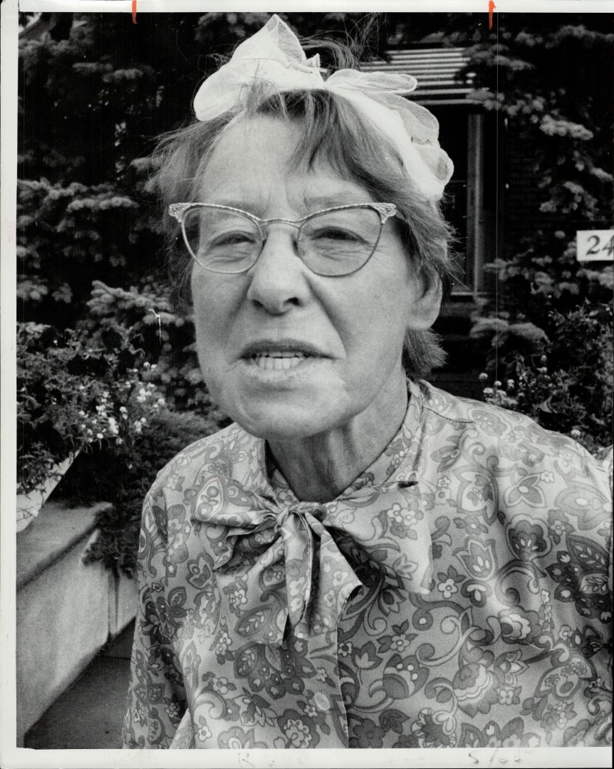 Frank Teskey, Pensioner, 1969