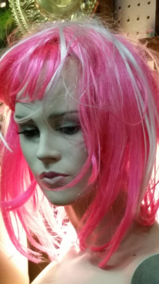 Donna Lypchuk, </span><span><em>Pink Charlotte</em>, </span><span>2015