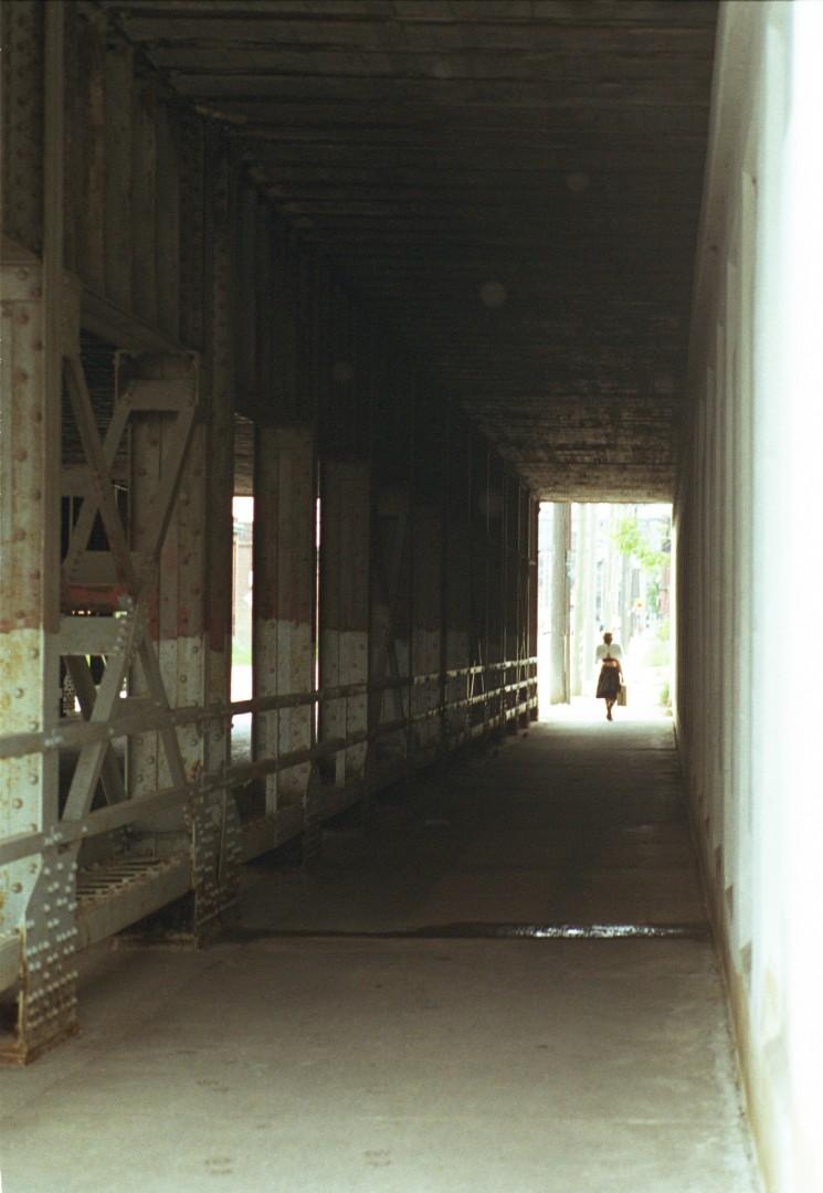Meredith Wrede, Bridge, 2015