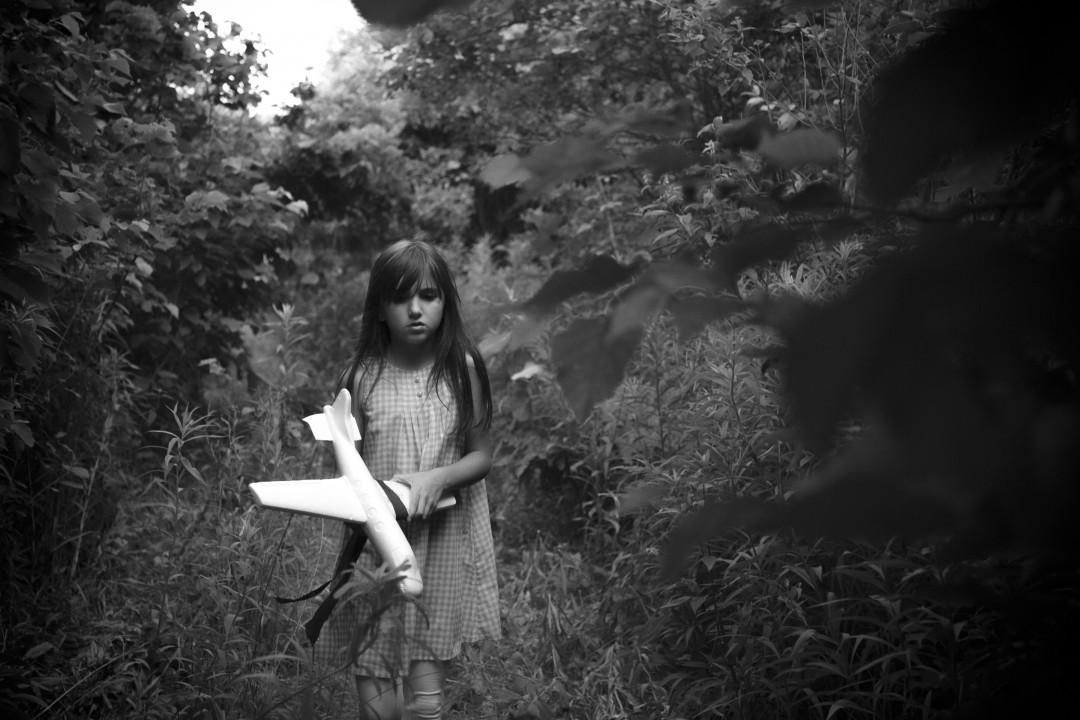 Yulia Starostina, Be brave, 2015