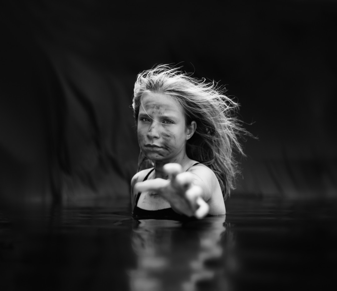 Lora Moore-Kakaletris, Out of Reach, 2015