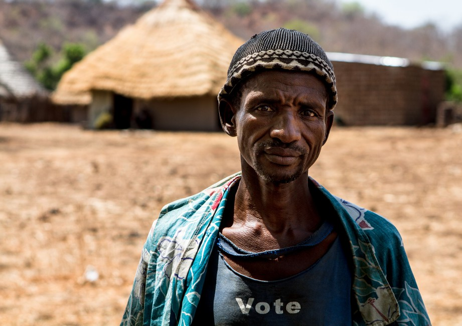 Marc Champagne, </span><span><em>Kekeressi Village, Kedougou Region</em>, </span><span>2014