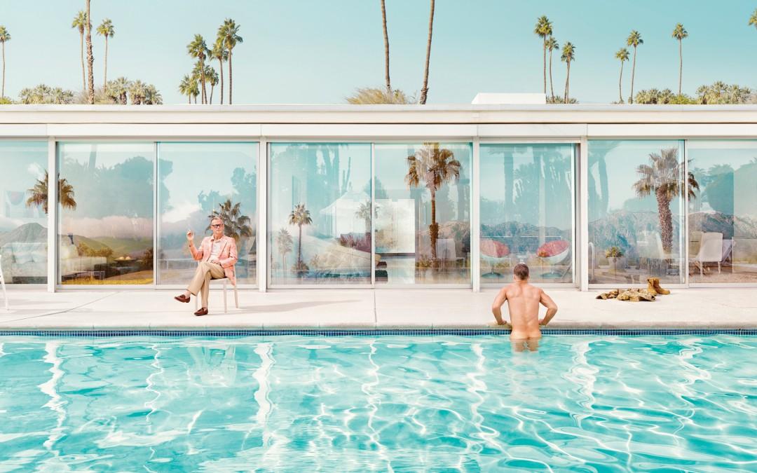 """Dean West , Palm Springs #2, 2015, Digital C-Type 60""""x96"""""""