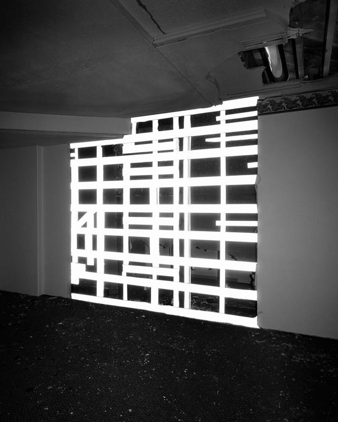 "James Nizam, </span><span><em>Lathes, Illumincations Series</em>, </span><span>2015, Archival Pigment Print, 40""x32"", Courtesy of the artist and Birch Contemporary"