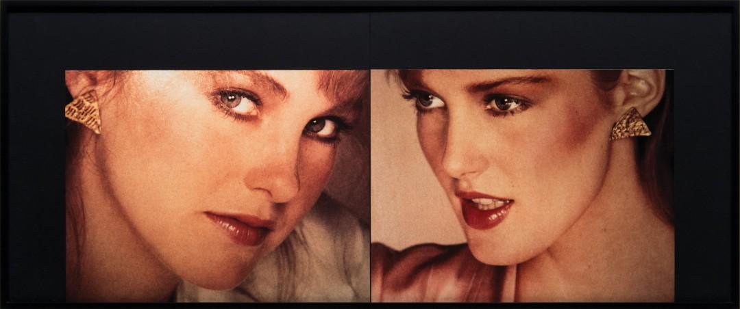 "Vikky Alexander, The Four Seasons, 1980, Cibachrome, 40""x91.5"", Courtesy of Vikky Alexander and COOPER COLE, Toronto"