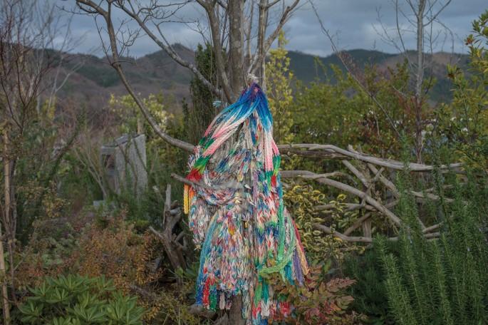 "Michel Huneault, </span><span><em>Thousand Cranes in Onagawa</em>, </span><span>2015, Archival Pigment Print, 20""x30"""