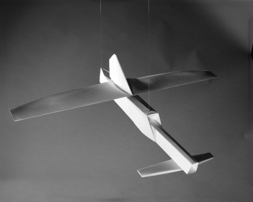 Sjoerd Knibbeler, </span><span><em>FW-42, from the series &quot;Paper Planes&quot;</em>, </span><span>2014.