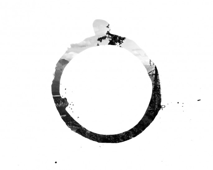 "Kotama Bouabane, </span><span><em>Mark #5</em>, </span><span>2015. Gelatin silver print, 8 x10"". Courtesy of the artist."