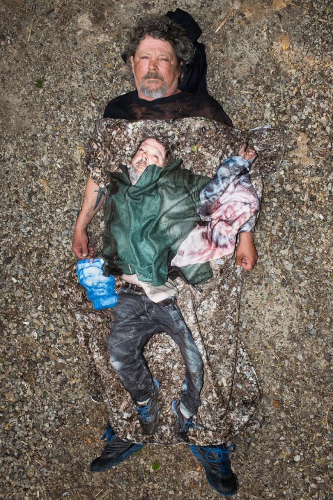 Jeff Bierk, </span><span><em>Ten Blankets</em>, </span><span>2016