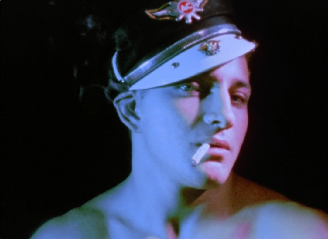 Kenneth Anger, Scorpio Rising (film still), 1963.  16mm film transferred to digital file. Courtesy of Anger Management.