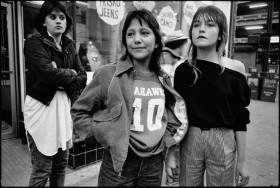 Martin Bell, 1984 (still). , </span><span><em>Streetwise</em>