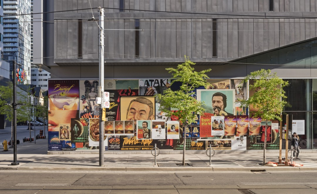 Installation view of The Long Weekend, Coming Attractions, Photo: Toni Hafkenscheid