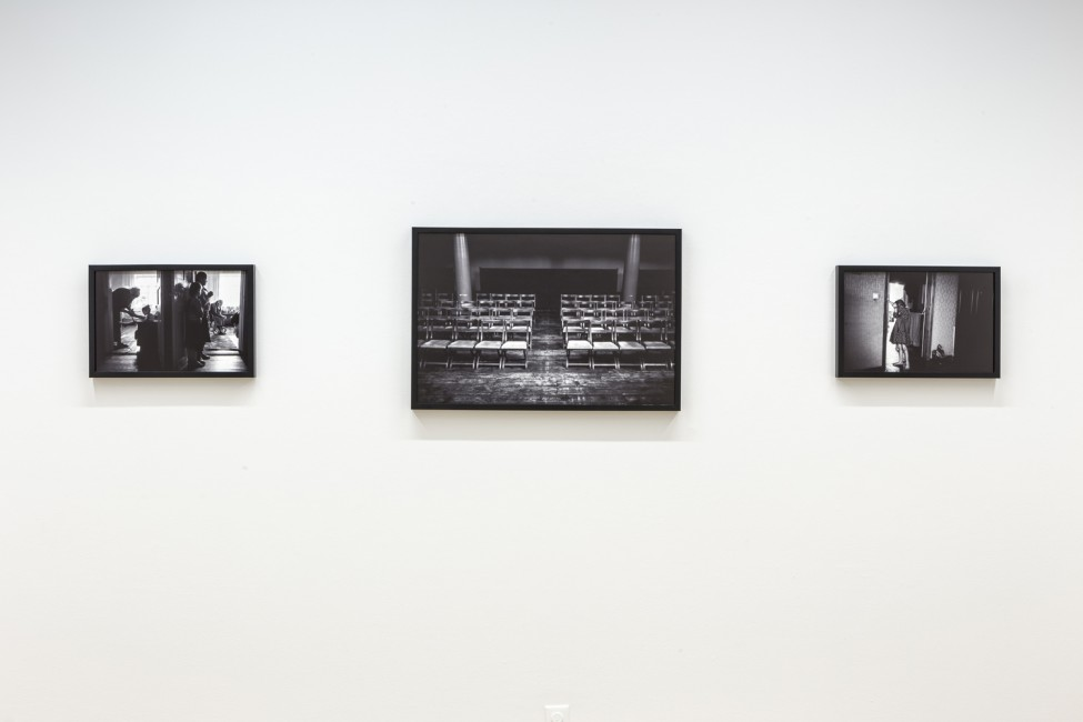 Installation view of Ian Willms, </span><span><em>The Road to Nowhere</em>, </span><span>Photo: Toni Hafkenscheid