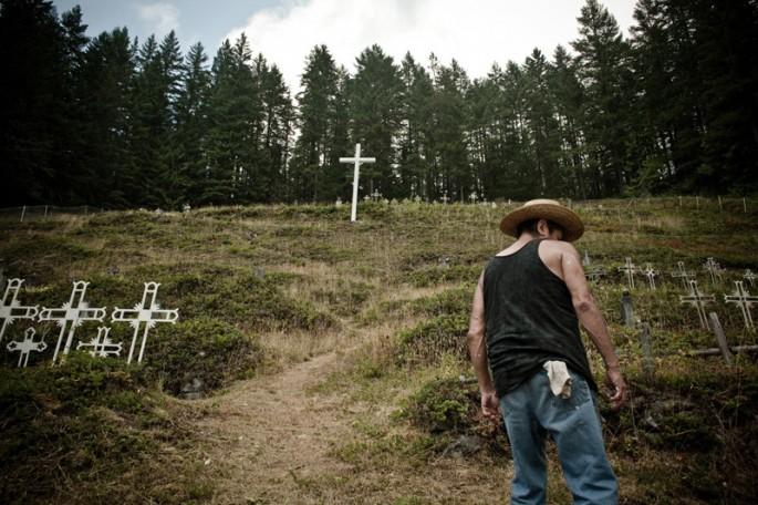 Jonathan Taggart, </span><span><em>Cemetery, Skookumchuck IR 4</em>, </span><span>2009