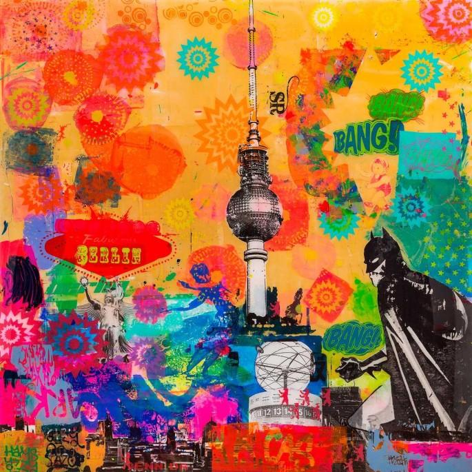 Sandra Rauch, </span><span><em>Berlin Pin</em>, </span><span>2012