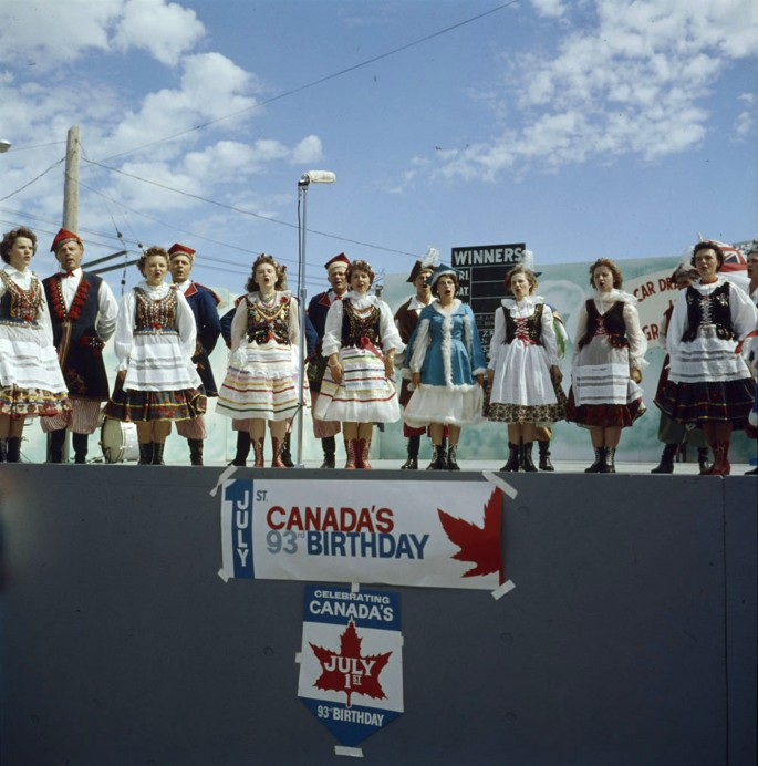 Canadian Council of Archives (CCA), </span><span><em>Canada's 93rd Birthday</em>, </span><span>1969