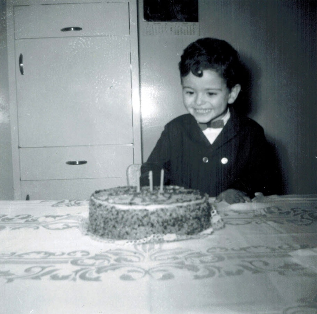 unknown, Rocco turns 3, 1965