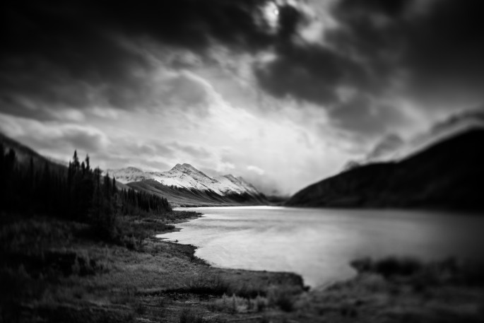 Alex Nirta, </span><span><em>Spray Lakes</em>, </span><span>2016