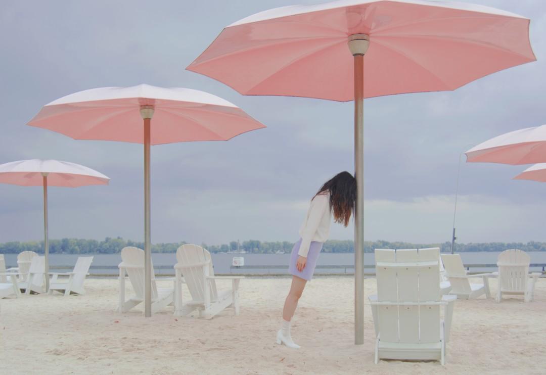 Xin Xin , </span><span><em>The Saccharose Girl</em>, </span><span>2016