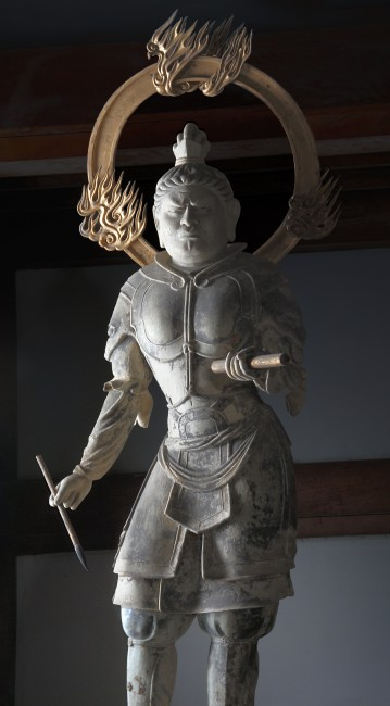 Miro Ito, </span><span><em>Komokuten, Guardian God</em>, </span><span>2016