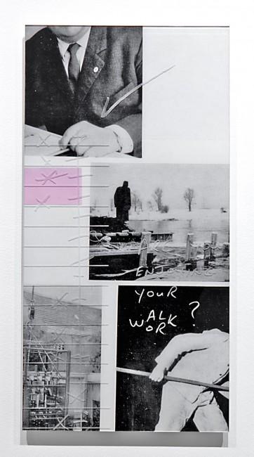 Jacob Whibley, </span><span><em>Are you enjoying your walk work</em>, </span><span>2016
