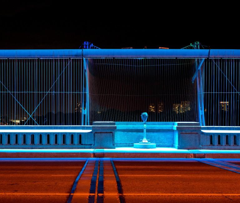 Richard Kuzniak, </span><span><em>Prince Edward Viaduct</em>, </span><span>2016