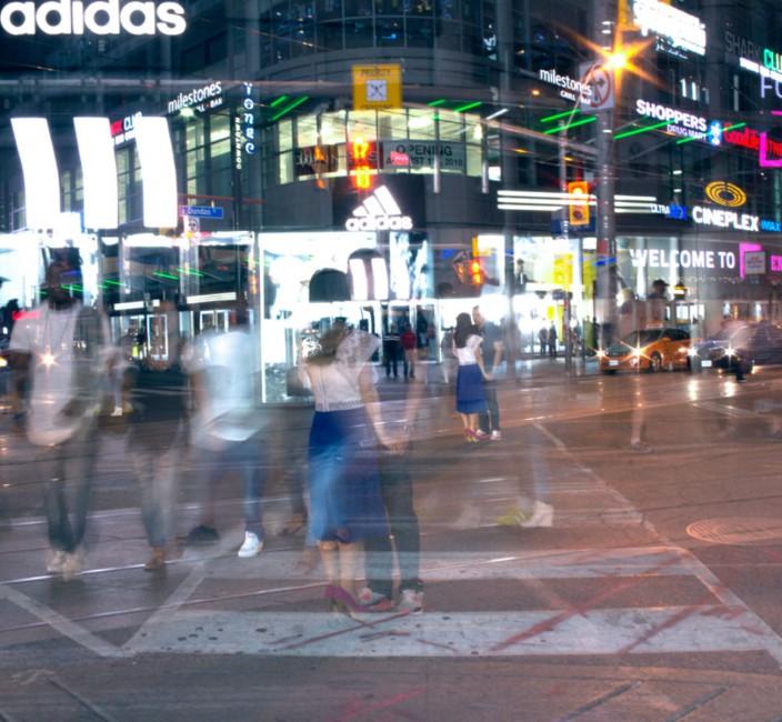 Golrokh Keshavarz , </span><span><em>Toronto Square</em>, </span><span>2016