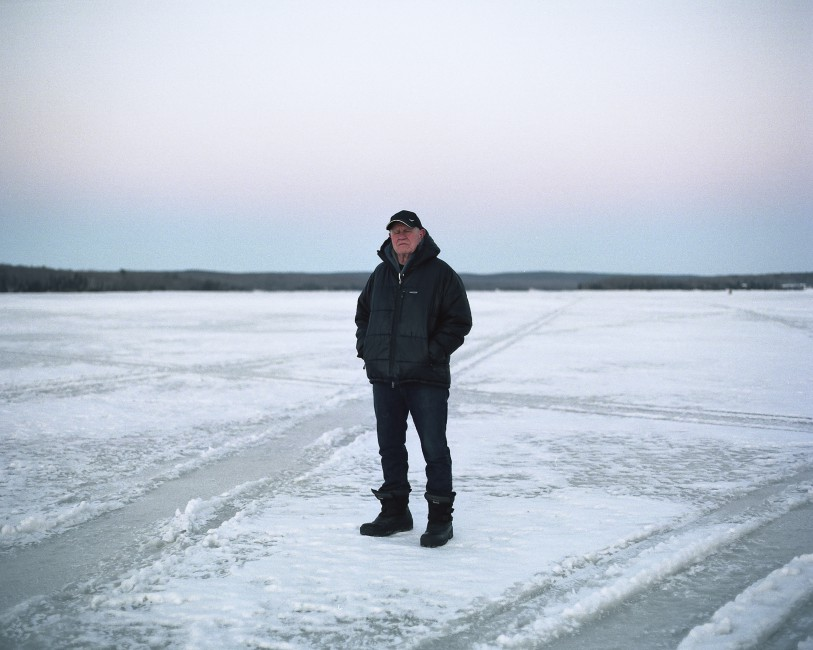 Tommy Keith, </span><span><em>Bruce on Restoule Lake</em>, </span><span>2016