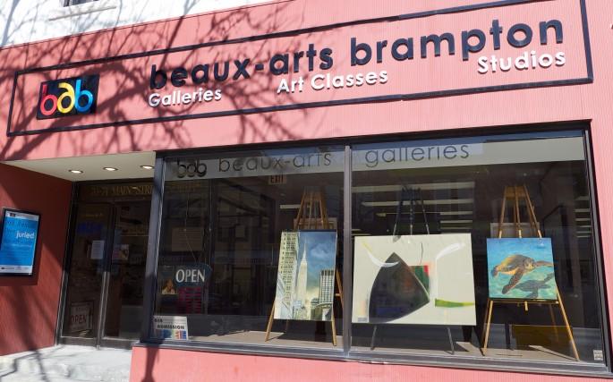 Edward Moffat, </span><span><em>Beaux-Arts Brampton</em>, </span><span>2016
