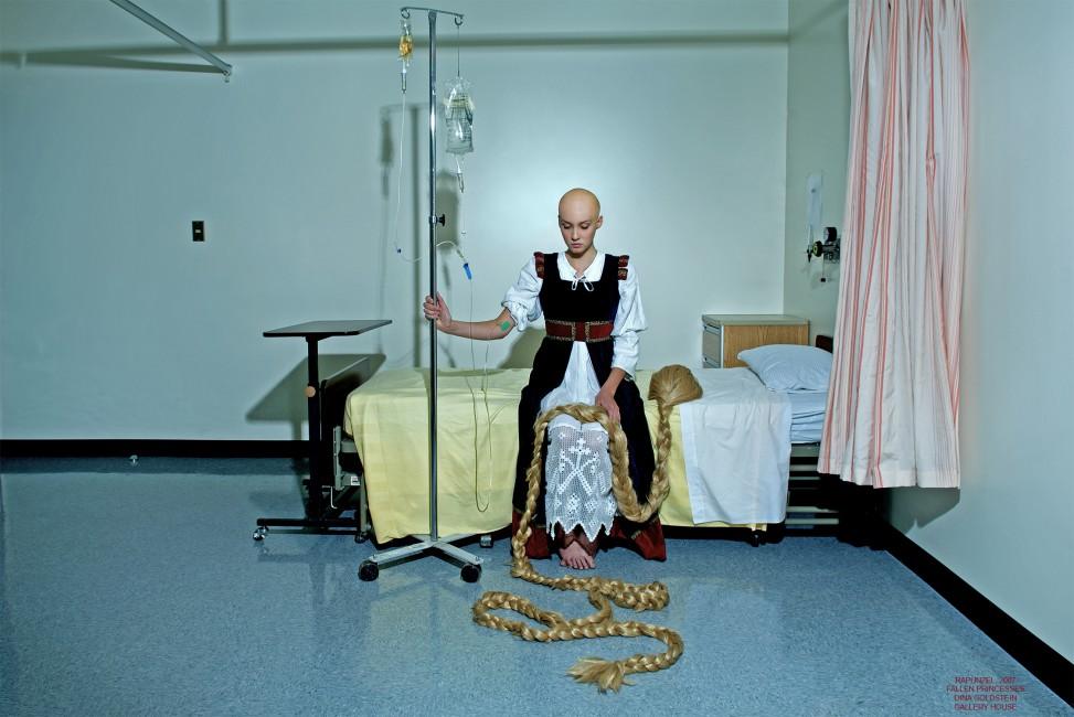 Dina Goldstein, </span><span><em>Rapunzel</em>, </span><span>2007
